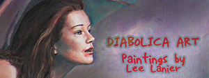 Diabolica Art – Paintings by Lee Lanier